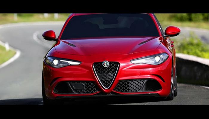 Alfa Romeo Alfetta Il Concept Secondo Marco Renna
