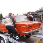 Rinvenuto in Danimarca un concessionario FIAT abbandonato dal 1981