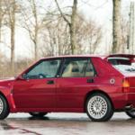 All'asta una Lancia Delta Integrale da oltre 100 mila euro