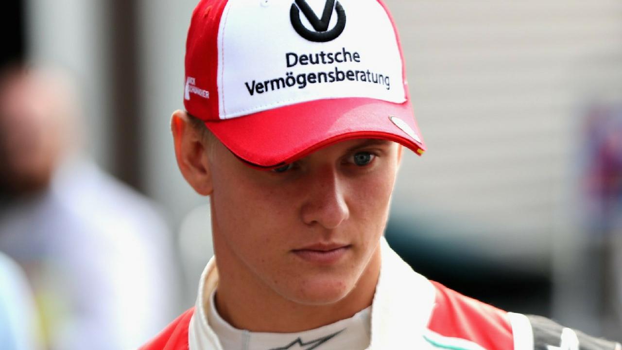 Formel 3 Mick Schumacher