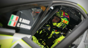 Valentino Rossi brama una Toyota Yaris WRC per il prossimo Monza Rally Show