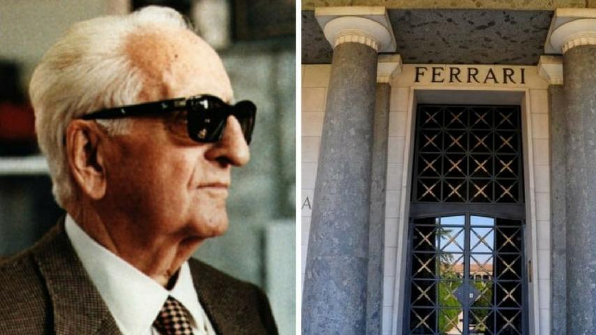 La banda che aveva tentato di trafugare la salma di Enzo Ferrari è a processo