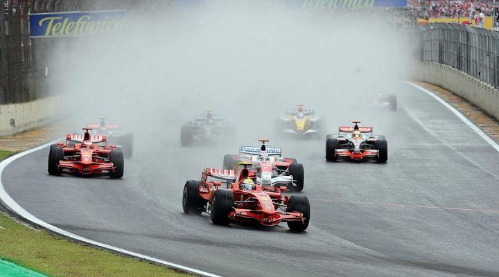 Brasile Formula Uno