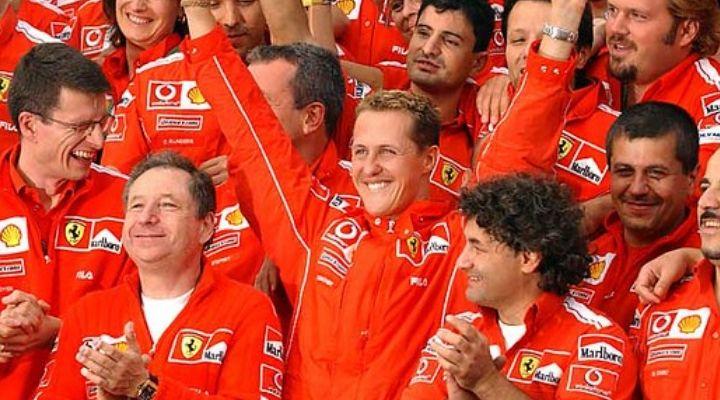 Schumacher Todt