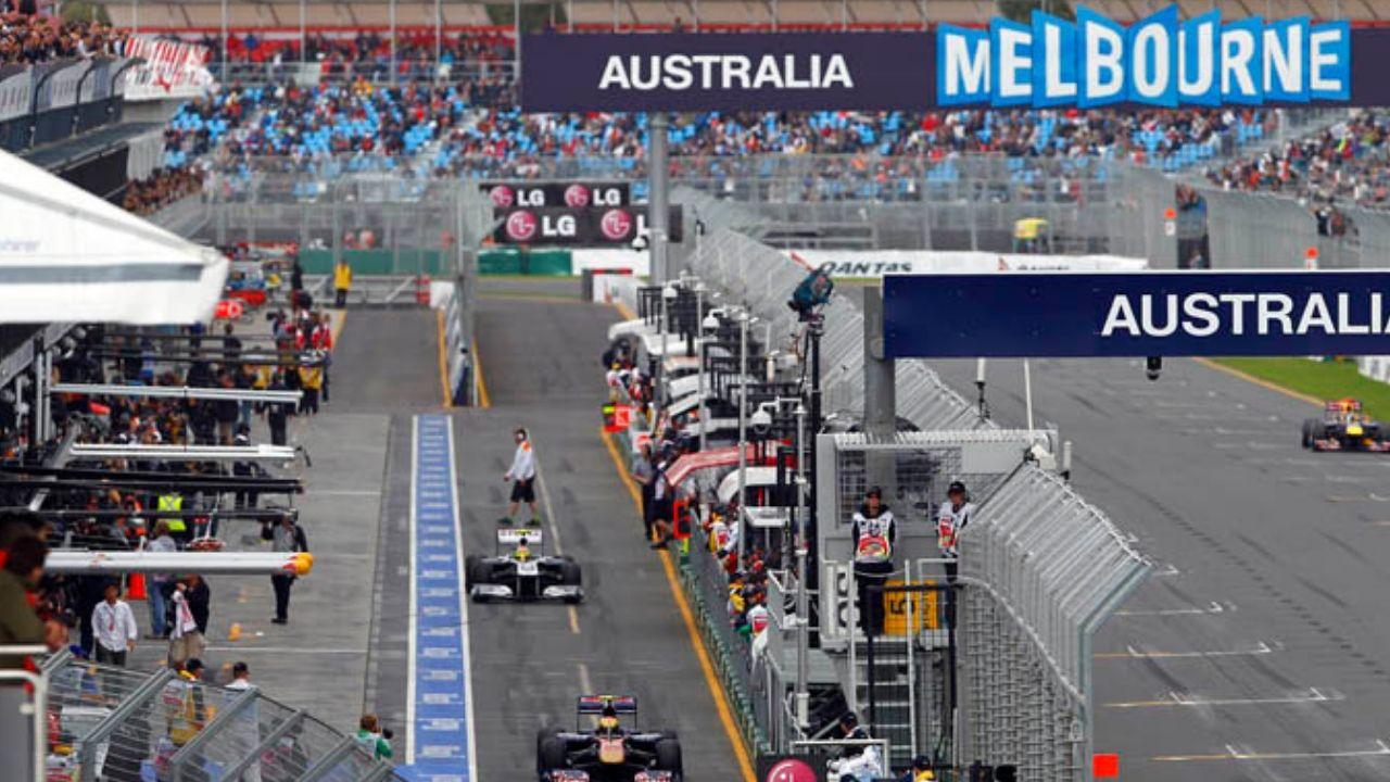 F1 Australia