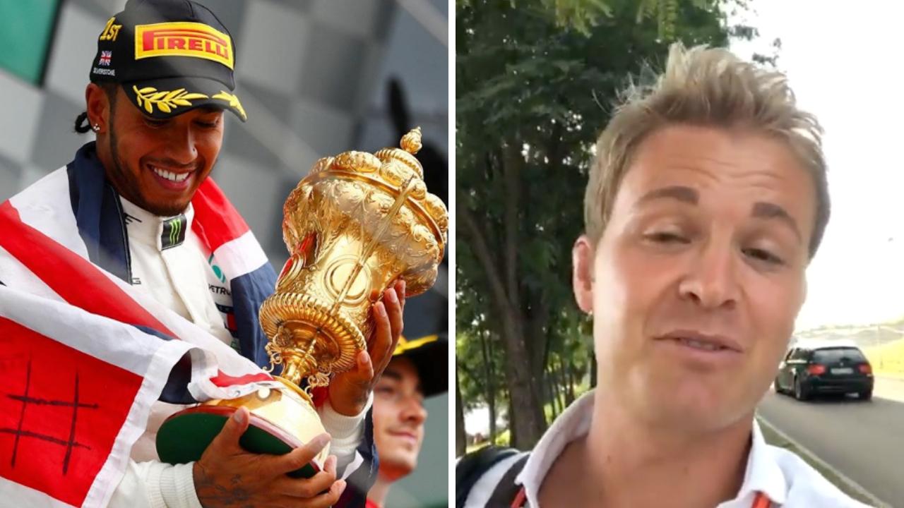 """Rosberg al veleno contro Hamilton: """"Verstappen meglio di lui"""""""