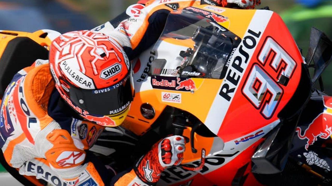Marquez domina a Brno