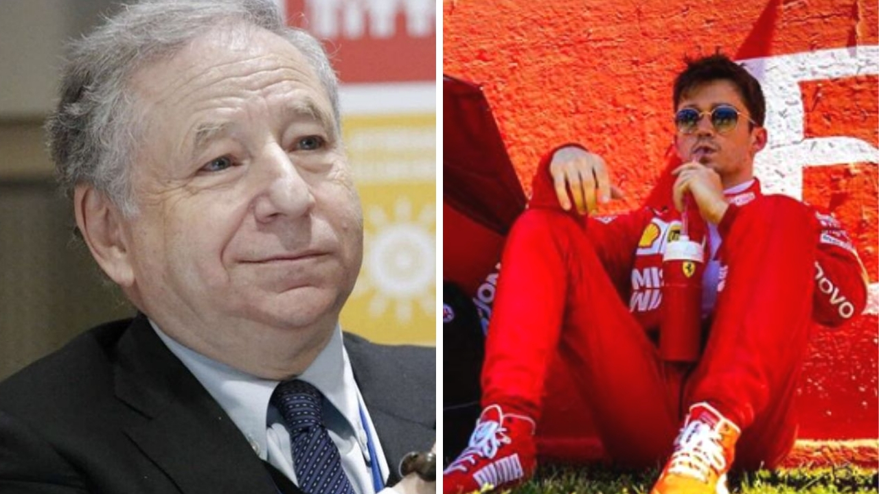 """Jean Todt incorona Leclerc: """"Rappresenta il futuro della Ferrari"""""""
