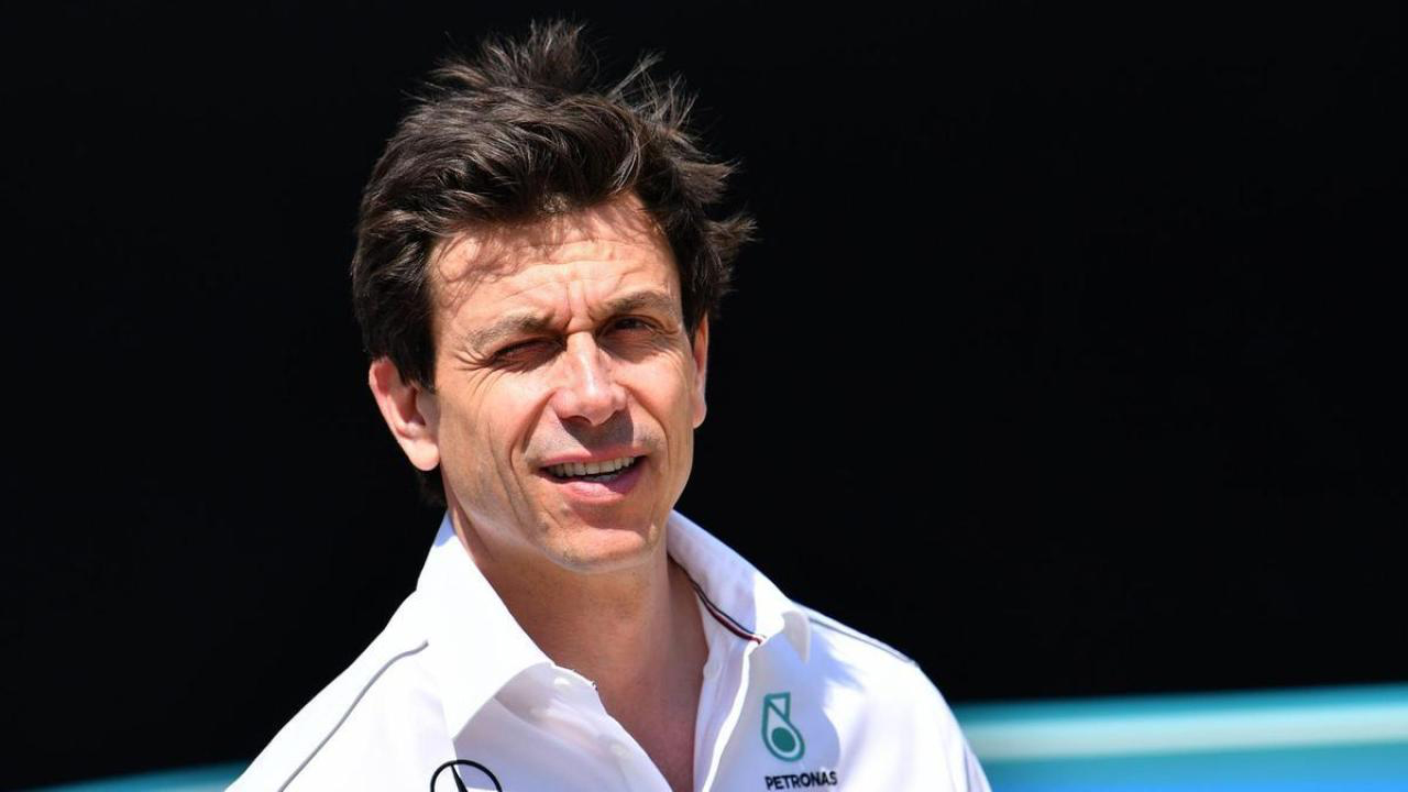 Toto Wolff a Monza