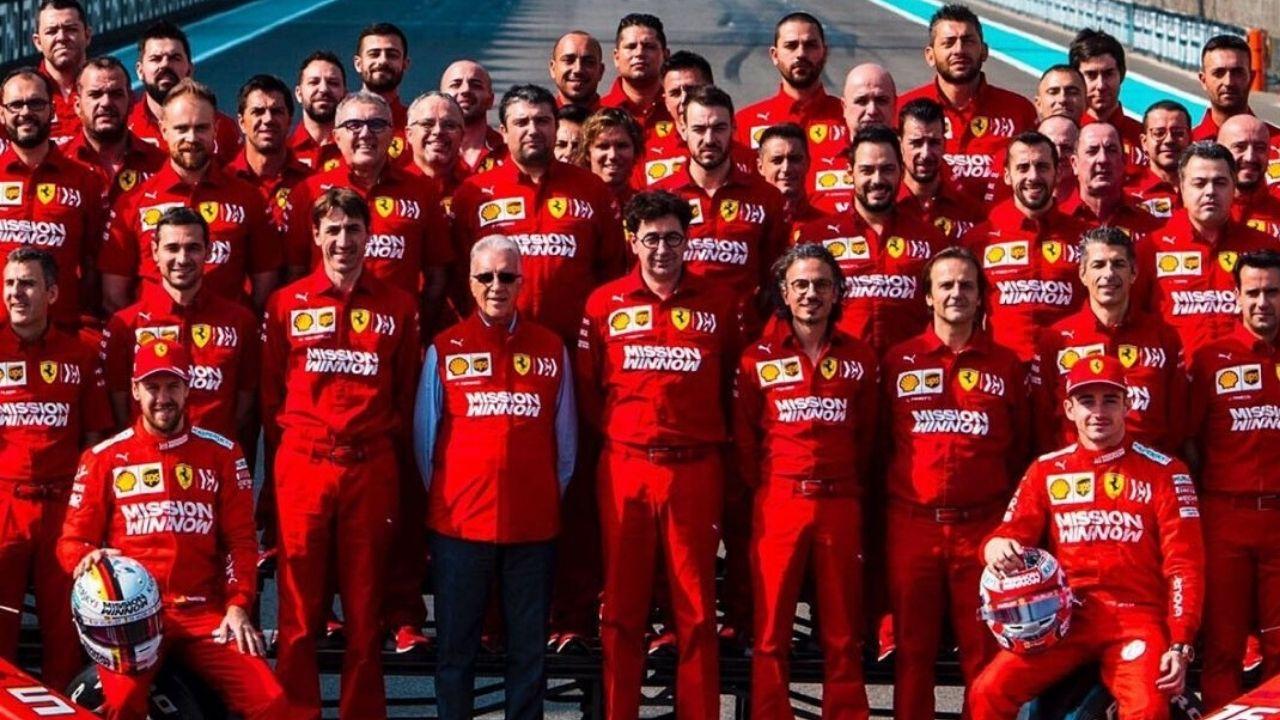 Ferrari che tempo che fa