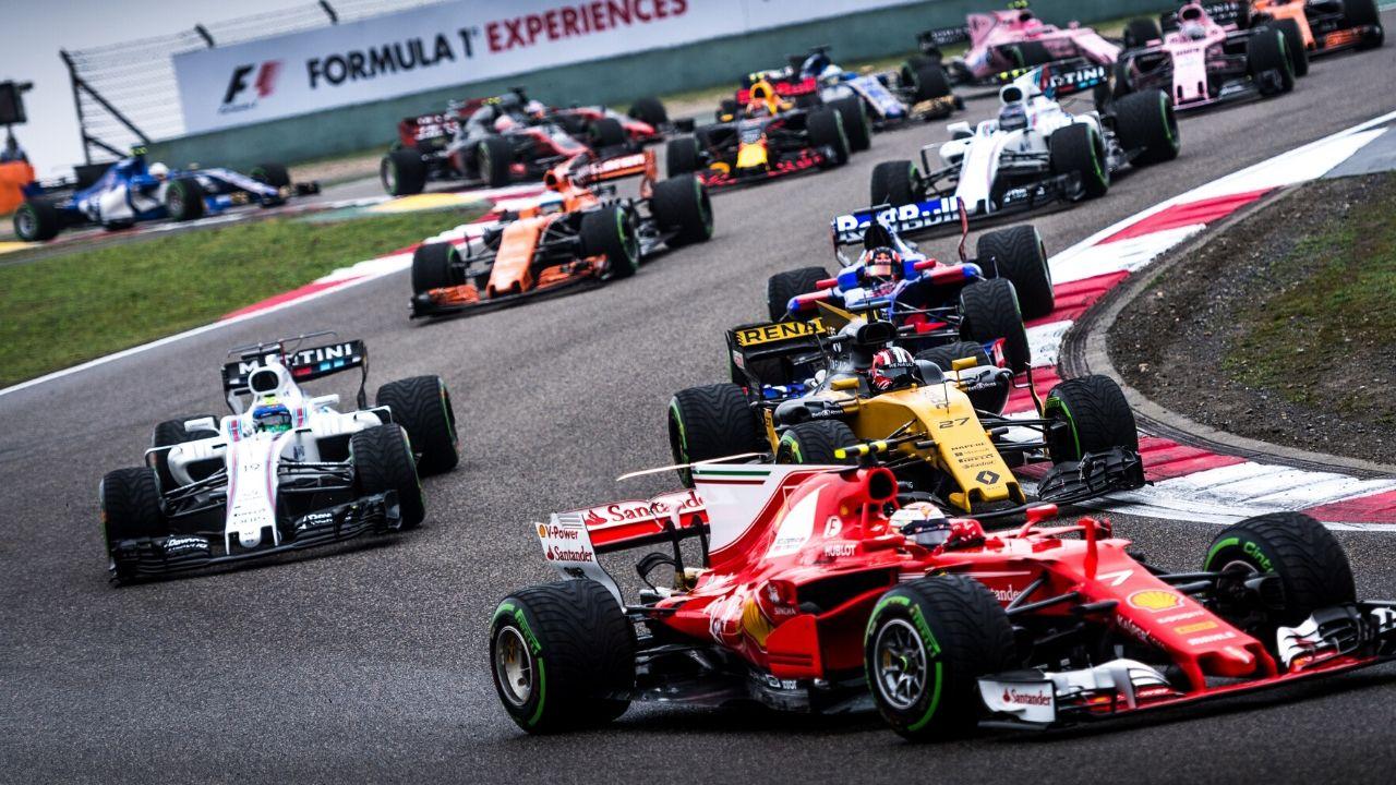 gara di f1 - si anticipa ad adesso la pausa estiva per la formula uno