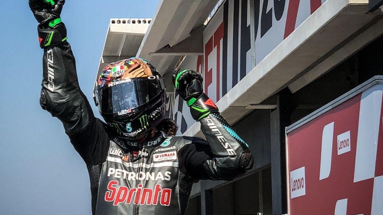 Morbidelli vince a Misano