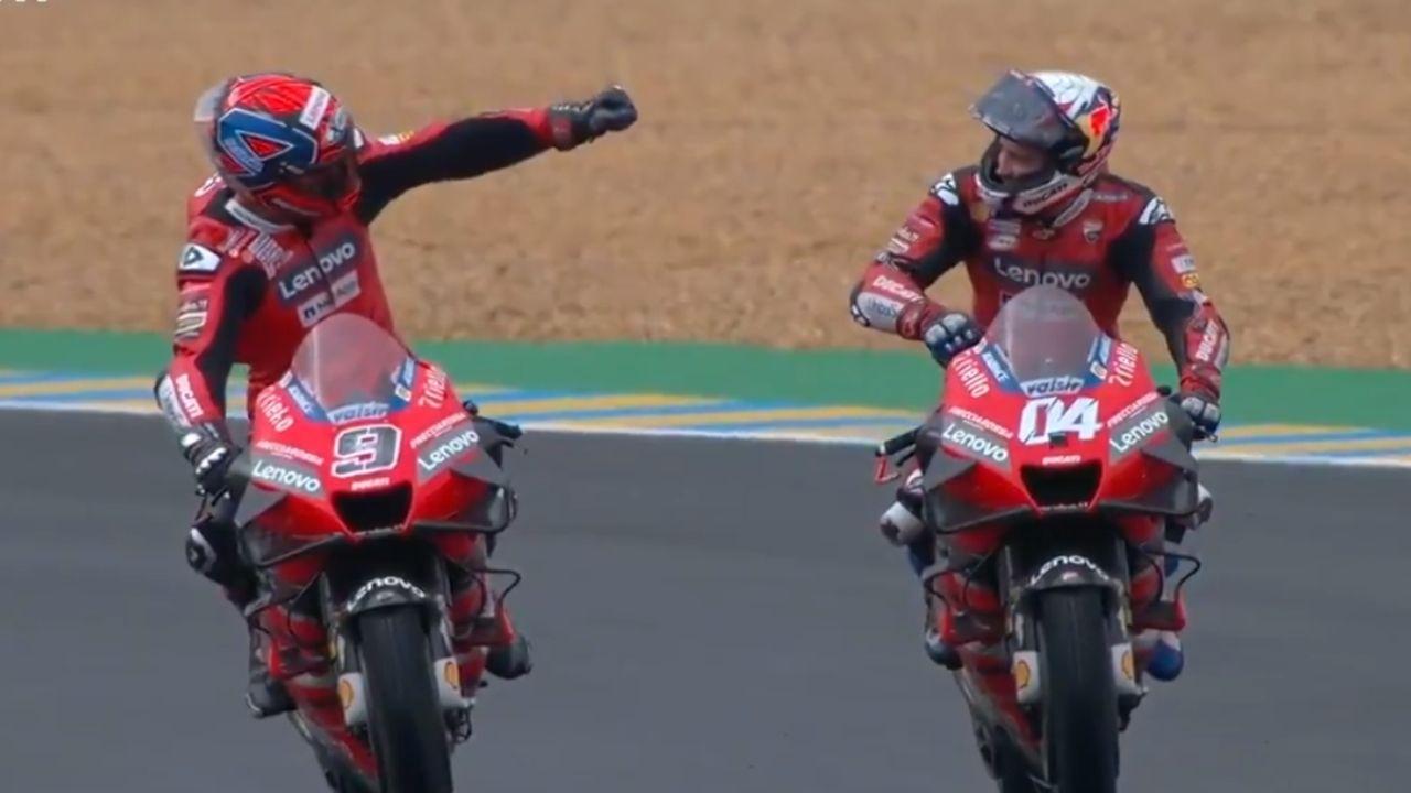 Danilo-Petrucci-vince-a-Le-Mans